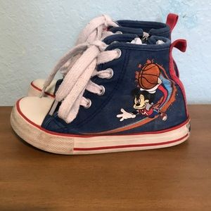 Disney store Mickey sneakers